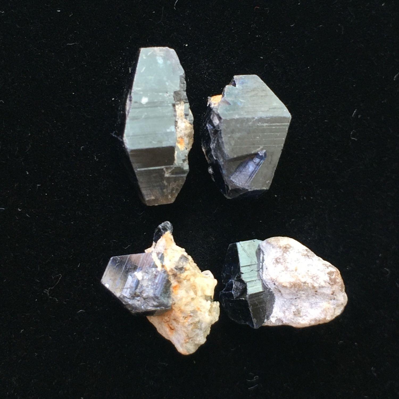 Anatase natural crystal, Pakistan, Crystal, Krasnodar,  Фото №1