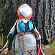 Народные куклы ручной работы. традиционная кукла Желанница. Нина Шульцева. Ярмарка Мастеров. Русский стиль, народная кукла, хлопок