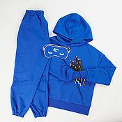 Одежда handmade. Livemaster - original item Tracksuits sportshik footer suit. Handmade.