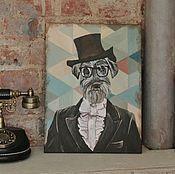 Картины и панно ручной работы. Ярмарка Мастеров - ручная работа Денди. Handmade.