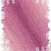 Работы для детей, ручной работы. Ярмарка Мастеров - ручная работа Юбка с запахом Аметистовая. Handmade.