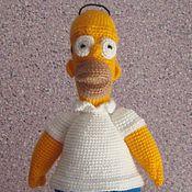 Куклы и игрушки ручной работы. Ярмарка Мастеров - ручная работа Гомерчик. Handmade.