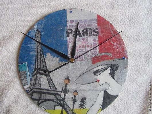 часы Парижанка
