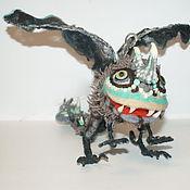 Куклы и игрушки ручной работы. Ярмарка Мастеров - ручная работа Мистический дракон. Handmade.