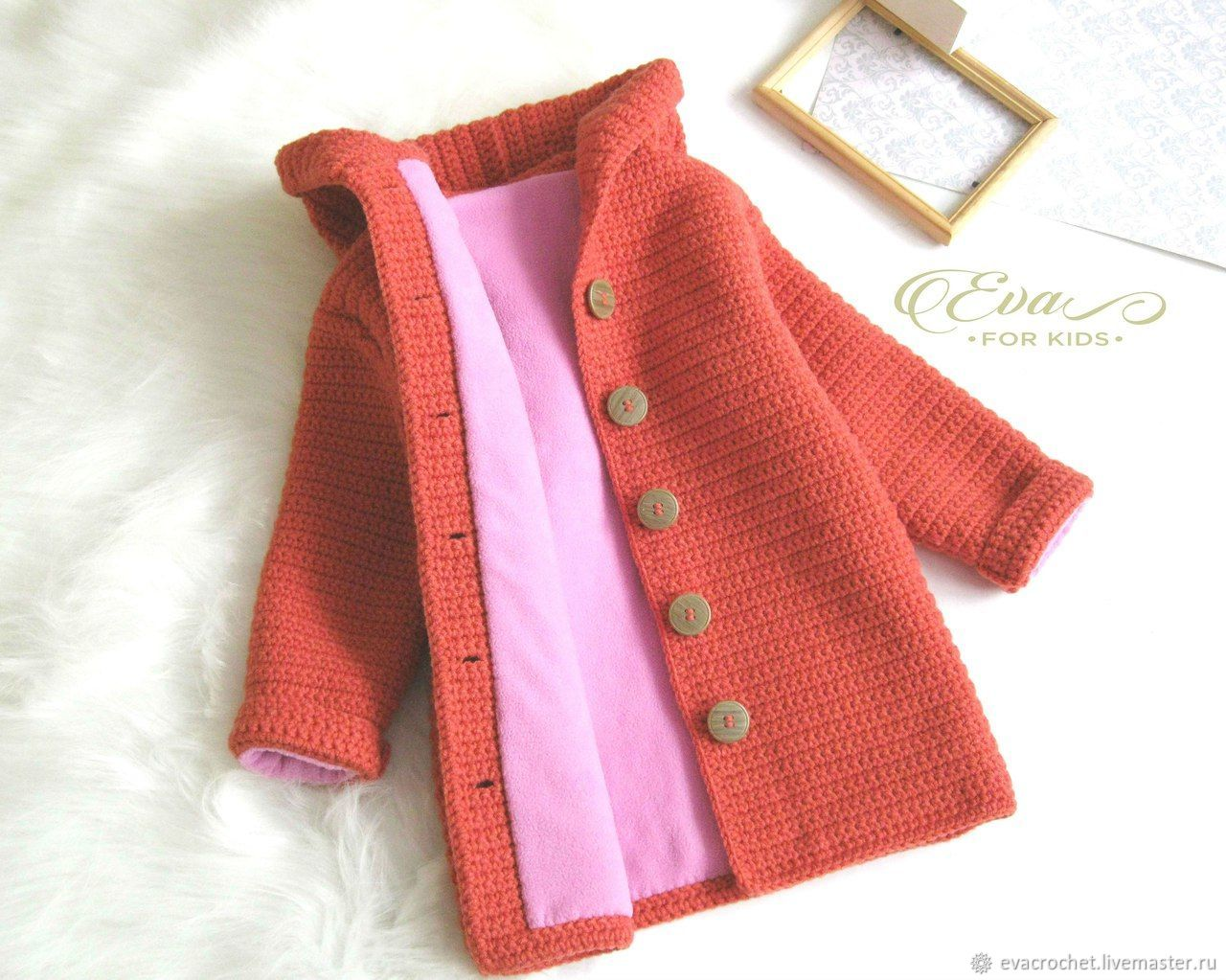 Верхняя одежда для девочки до 1 года