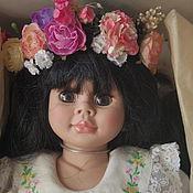 Винтаж ручной работы. Ярмарка Мастеров - ручная работа Филиппинская лимитированная кукла Wikolia от Jakobsen. Handmade.
