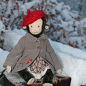 Куклы и игрушки ручной работы. Ярмарка Мастеров - ручная работа Обезьянка Маруся. Handmade.