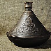 Русский стиль handmade. Livemaster - original item Tagine. Handmade.