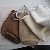 Фен-шуй и эзотерика ручной работы. Ярмарка Мастеров - ручная работа Кожаные мешочки для рун. Handmade.