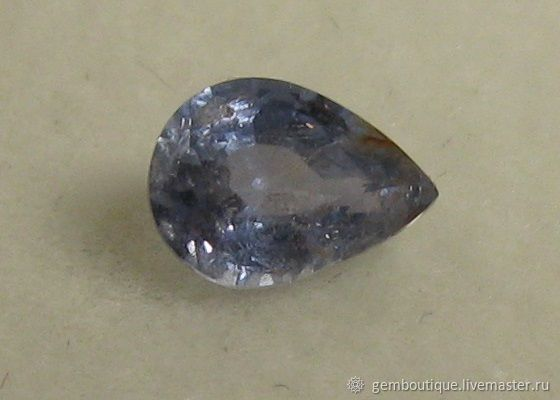 Natural cornflower blue sapphire 0.67 CT, Minerals, Moscow,  Фото №1
