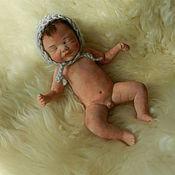 Куклы и игрушки ручной работы. Ярмарка Мастеров - ручная работа Мальчик из силикона. Handmade.