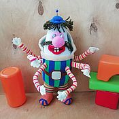Куклы и игрушки manualidades. Livemaster - hecho a mano Gromozeka. Handmade.