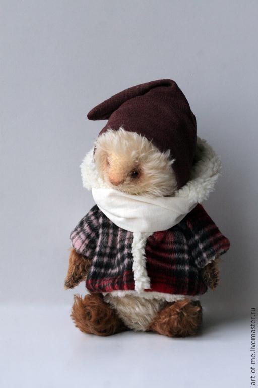 Мишки Тедди ручной работы. Ярмарка Мастеров - ручная работа. Купить Кроль Эд. Handmade. Кролик, рыже-коричневый