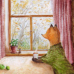 Sun fox - Ярмарка Мастеров - ручная работа, handmade