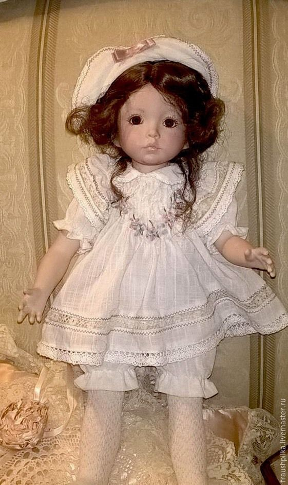 Collectible doll from Emily Diana Effner 1991, Dolls, Kempten,  Фото №1