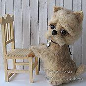 Куклы и игрушки handmade. Livemaster - original item Dog York Daisy crochet toy. Handmade.