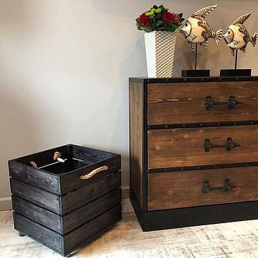 Для дома и интерьера ручной работы. Ярмарка Мастеров - ручная работа Ящик для дома и интерьера. Handmade.