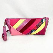Сумки и аксессуары handmade. Livemaster - original item Leather bright bag