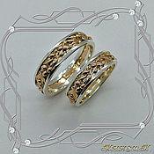 Украшения handmade. Livemaster - original item Rings/pair