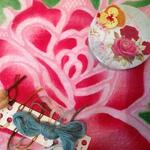 Вышивка с любовью - Ярмарка Мастеров - ручная работа, handmade