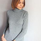 Одежда handmade. Livemaster - original item cashmere sweater. Handmade.