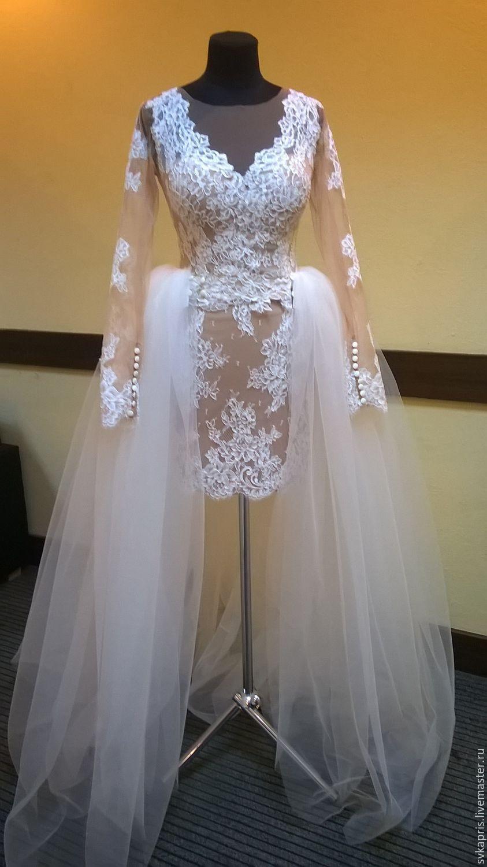 Сшить платье невесты своими руками