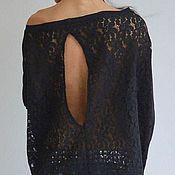 Одежда ручной работы. Ярмарка Мастеров - ручная работа Женская кофта Lace Blouse. Handmade.