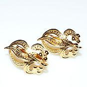 Материалы для творчества handmade. Livemaster - original item Earrings