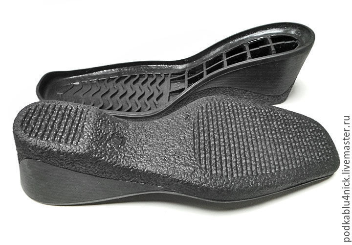 Подошва для обуви Тина, Материалы, Липецк, Фото №1