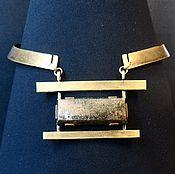 Украшения handmade. Livemaster - original item Necklet with pendant.. Handmade.