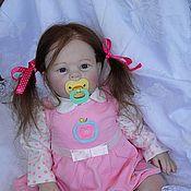 Куклы и игрушки ручной работы. Ярмарка Мастеров - ручная работа Кукла реборн «Карамелька». Handmade.