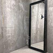 Для дома и интерьера handmade. Livemaster - original item Mirror ALKATRAZ. Handmade.