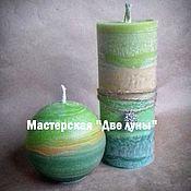 """Сувениры и подарки ручной работы. Ярмарка Мастеров - ручная работа """"Чайное дерево"""" эко-свечи. Handmade."""