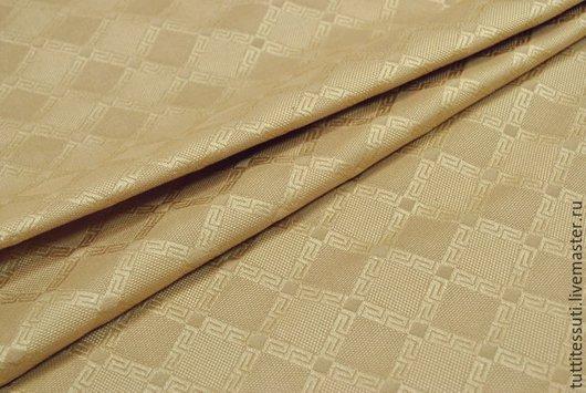 Шитье ручной работы. Ярмарка Мастеров - ручная работа. Купить Ткань  для сумок 20-003-1942. Handmade. Бежевый, полиэстер