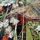"""Картины цветов ручной работы. Ярмарка Мастеров - ручная работа. Купить Диптих """"Сюжеты солнечного лета"""". Handmade. Цветы, бисер"""