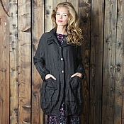 Одежда handmade. Livemaster - original item Jacket Clara 4280287. Handmade.