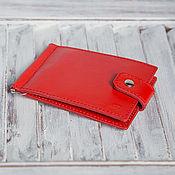 Сумки и аксессуары handmade. Livemaster - original item Standart money Clip made of genuine leather / Buy women`s in Moscow. Handmade.