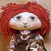 Куклы и игрушки ручной работы. Ярмарка Мастеров - ручная работа Марфуша домовёнок. Handmade.