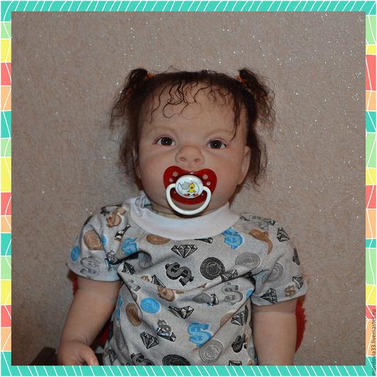 Куклы-младенцы и reborn ручной работы. Ярмарка Мастеров - ручная работа. Купить Кукла реборн  Гранд от скульптора Michell Fagan. Handmade.