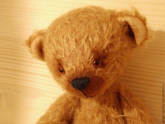 Мишки Тедди ручной работы. Ярмарка Мастеров - ручная работа. Купить Бурый мишка. Handmade. Мишка тедди, медведь, подарок