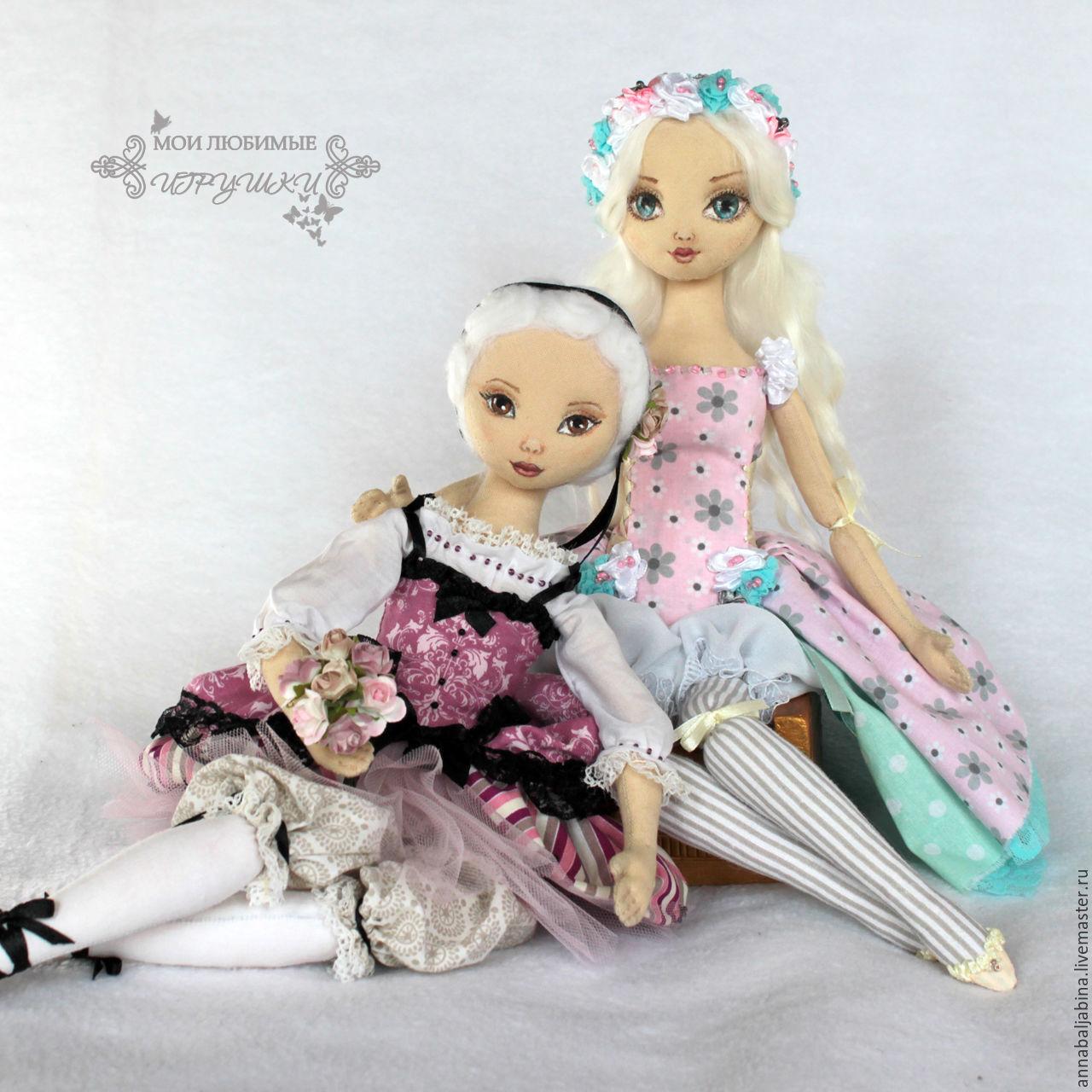 Кукла варежка