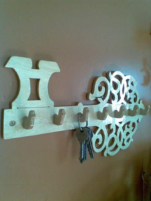 Прихожая ручной работы. Ярмарка Мастеров - ручная работа. Купить Ключница. Handmade. Ключница, ключница ручной работы, подарок, бесплатно