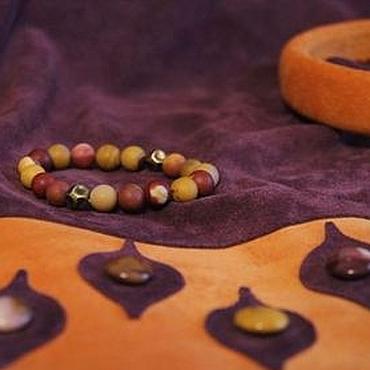 Одежда ручной работы. Ярмарка Мастеров - ручная работа Юбка из замши фиолетового цвета. Handmade.