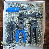 Мыло ручной работы. Ярмарка Мастеров - ручная работа Мыльный набор Инструменты. Handmade.