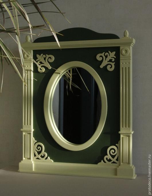 Зеркала ручной работы. Ярмарка Мастеров - ручная работа. Купить Зеркало в викторианском стиле. Handmade. Зеркало, викторианский шик