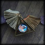 Украшения handmade. Livemaster - original item Pendant with chain