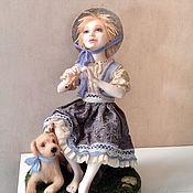 Куклы и игрушки handmade. Livemaster - original item Idyll. Handmade.
