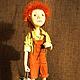 Коллекционные куклы ручной работы. Ярмарка Мастеров - ручная работа. Купить Рыбачок. Handmade. Рыжий, рыбак, подарок на любой случай