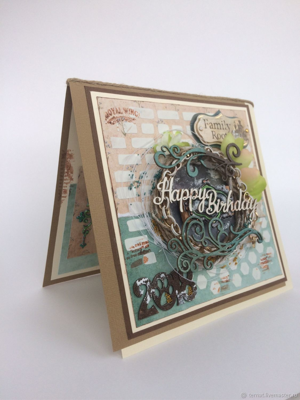 Открытки, открытки на заказ спб ручной работы
