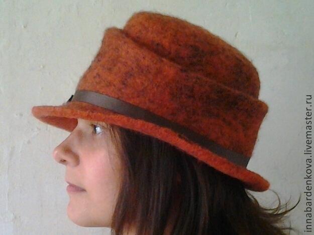 Шляпа мастер класс подробно #4